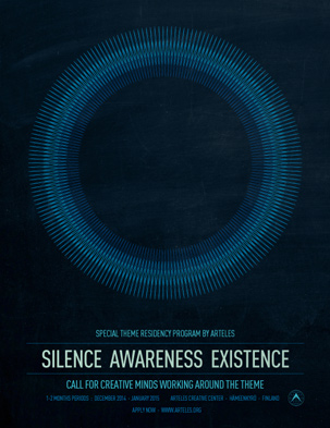 Finland - Silence Awareness Existence Residency 2015