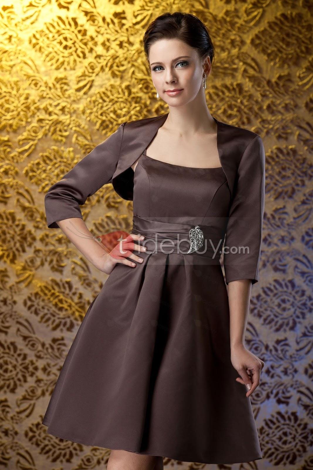 A line dress for Pear Shape Beauties