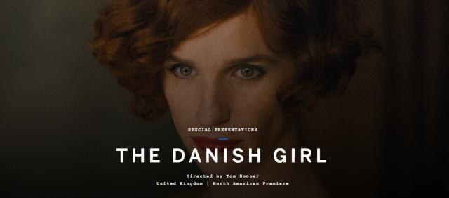 Cô Gái Đan Mạch, The Danish Girl