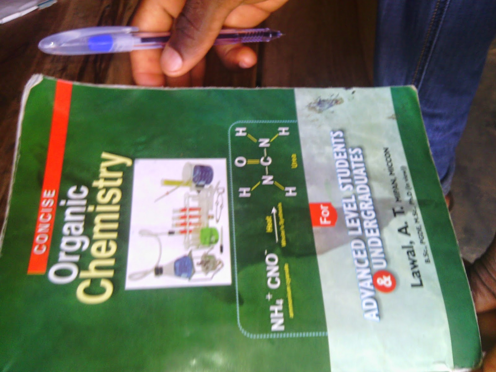 IJMB Textbook and materials