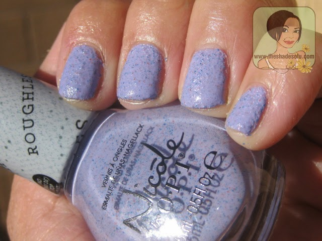 Nicole by OPI I'm Stucco on You