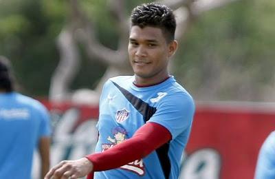 Teófilo Gutiérrez, nuevo jugador del Cruz Azul