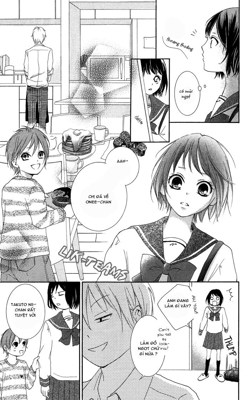 Kanojo ga Kare ni Ochiru Riyuu chap 3 - Trang 10