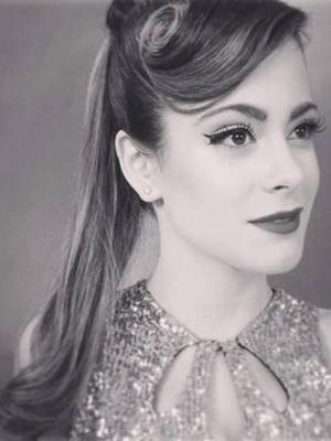 Look peinados Violetta Martina Stoessel