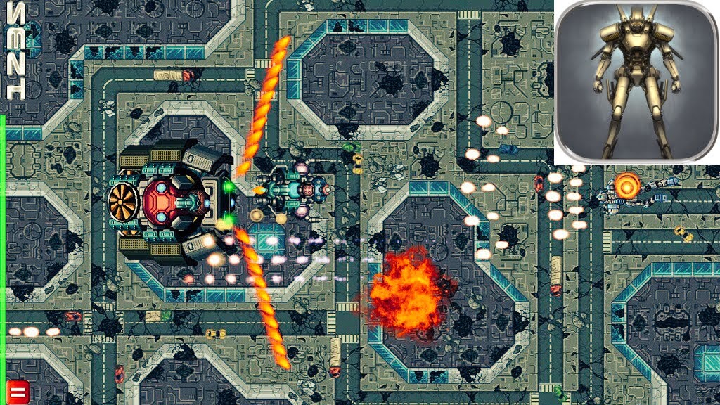 "Download my Game ""Super Robot"" for free"