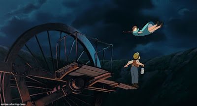 Phim Laputa: Lâu đài trên không trung