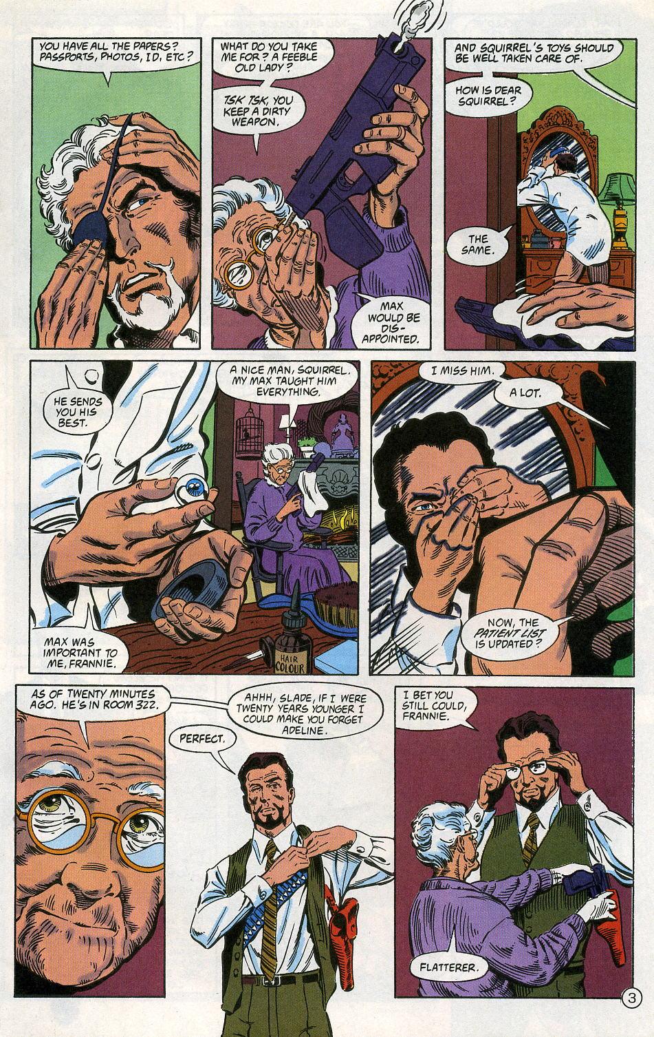 Deathstroke (1991) Issue #5 #10 - English 5