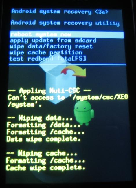 PHONE REPAIR SOLUTION: Cara ROOT Samsung Galaxy Ace