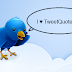 Add A TweetQuote To Your Blogger/BlogSpot Blog