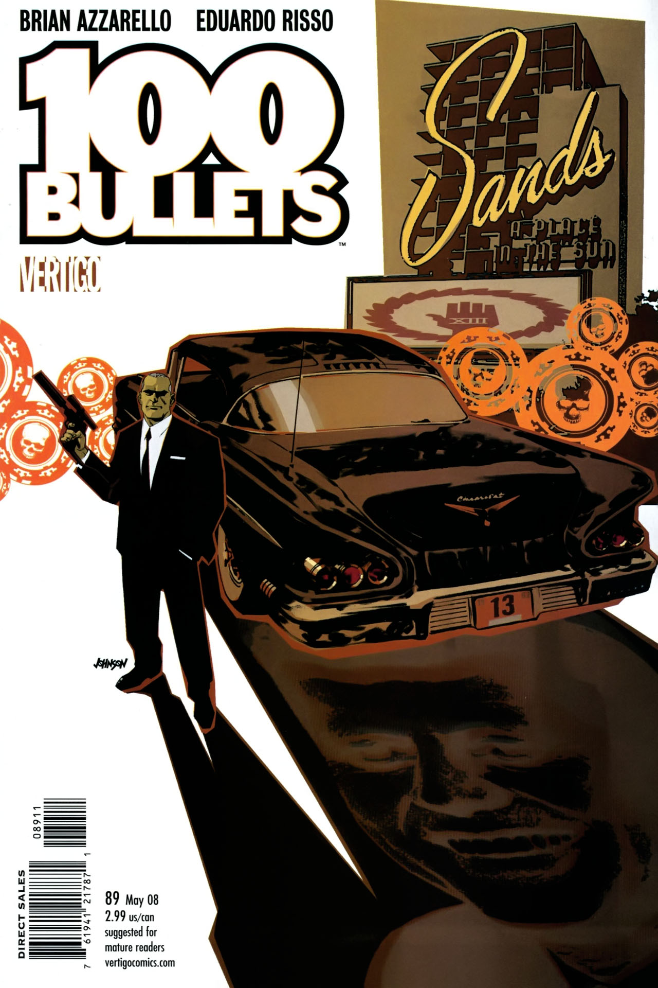 100 Bullets 89 Page 1