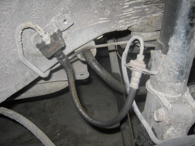 How Do You Bleed Brakes >> Corolla DIY: DIY - 93 - 97 Corolla Rear Brake Hose Replacement