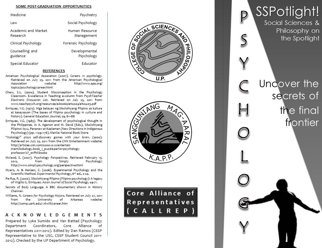 filipino psych You have free access to this content asian journal of social psychology volume 3, issue 1, version of record online: 18 dec 2002.