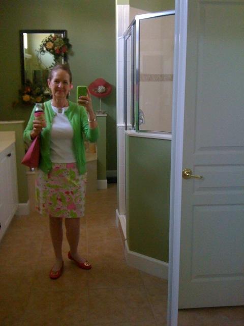 miss janice  weekend wardrobe