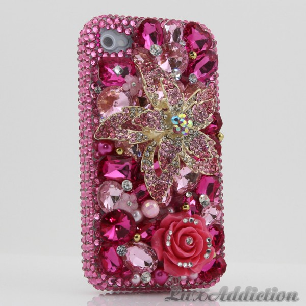 diy rhinestone phone case - photo #43