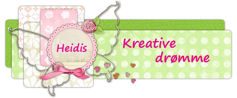 Heidis kreative drømme
