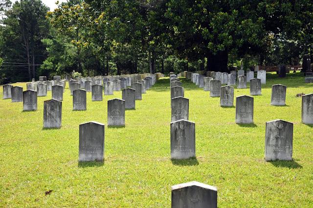 Odd Fellows Civil War Cemetery Macon, MS