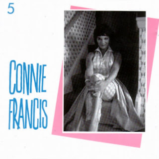 Connie Francis – White Sox, Pink Lipstick And Stupid Cupid 5