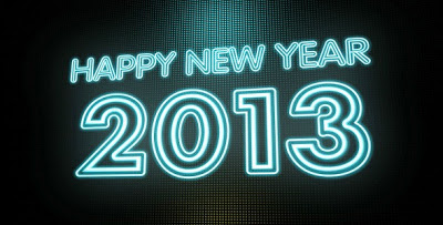Happy_New_Year_2013_blue_fluorescent_wallpaper