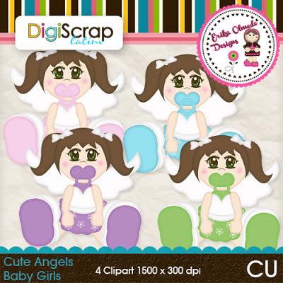 magic crafts beb u00e9s angelitos clipart  angels babies clipart