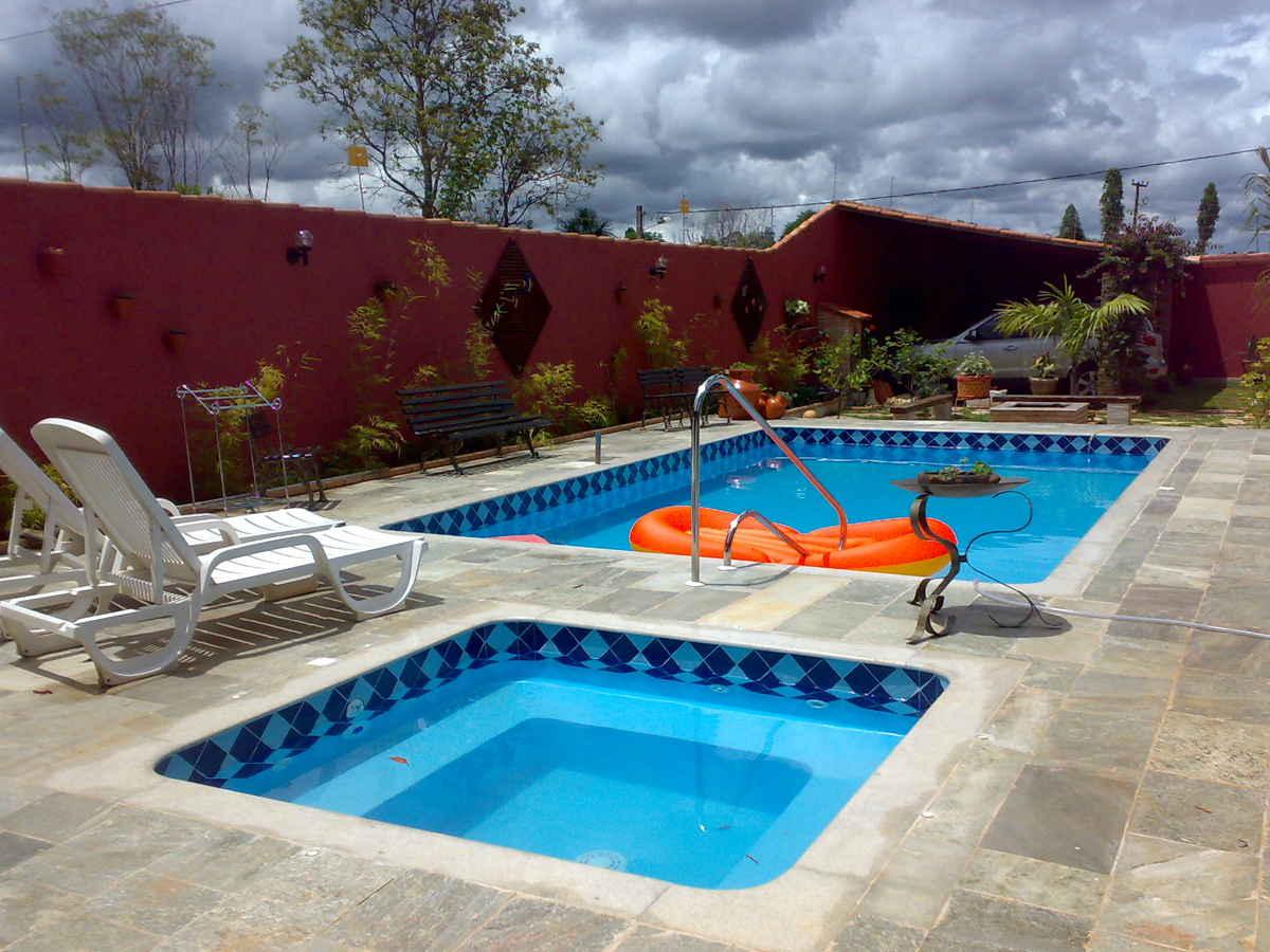 Piscinas de alvenaria tipos e modelos de piscinas ponto for Tipo de piscinas