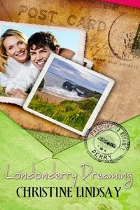 LONDONDERRY DREAMING, A contemporary romance novella set in Ireland