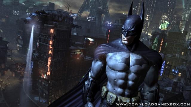 Batman Arkham City Mac Torrent