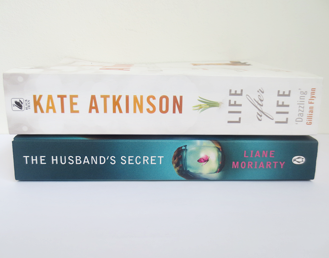 life after life kate atkinson, the husband's secret liane moriarty
