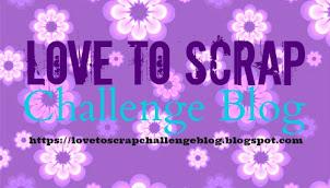 Love To Scrap Challenge