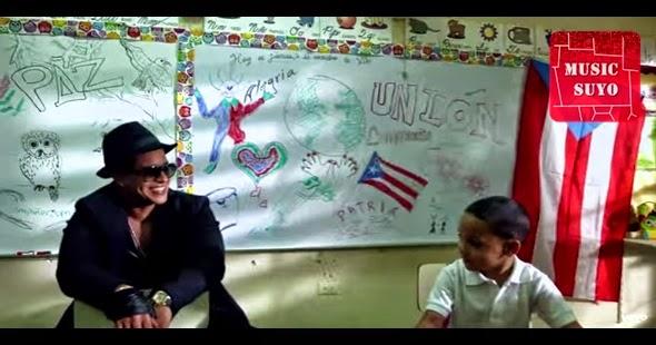 Videoclip de Daddy Yankee – Palabras Con Sentido HD