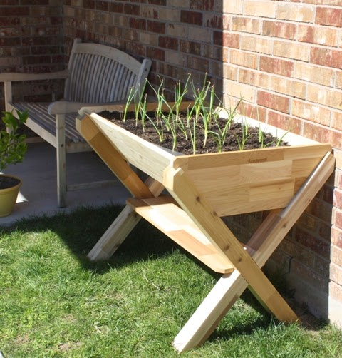 I Am Beyond Thrilled With My CedarCraft Urban Garden Planter ...