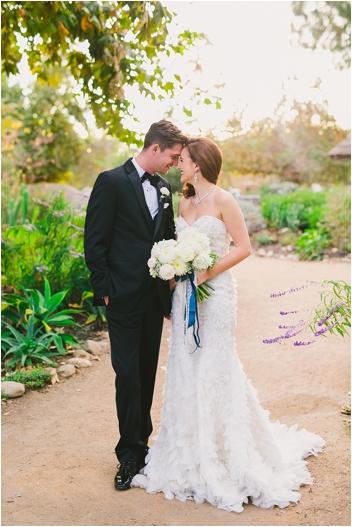 Elegant bride & groom portrait by Closer to Love Photography via @thesocalbride