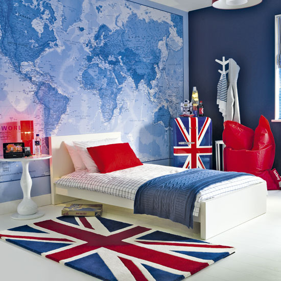 Boysu0027 Bedroom