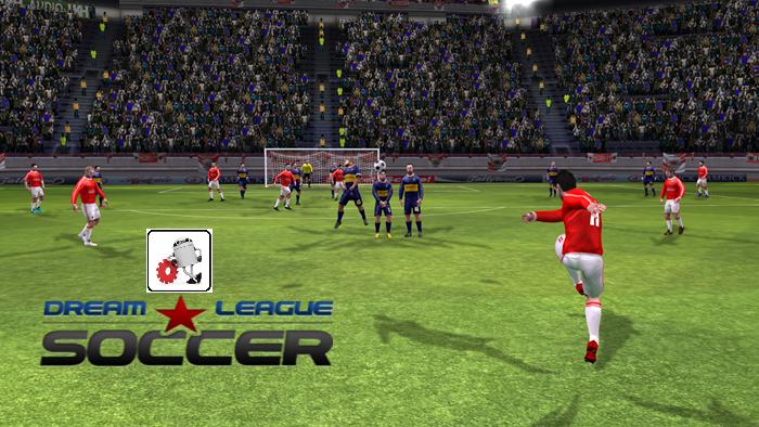 Dream League Soccer v2.06 APK MOD