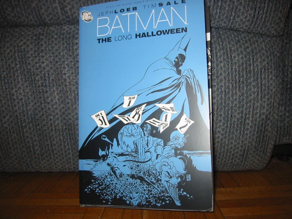 Fruitless Pursuits: Batman: The Long Halloween