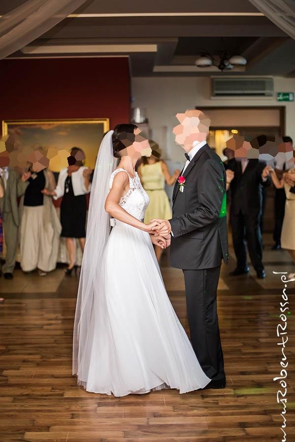 Suknie ślubne Vestido Suknia ślubna O Kroju Litery A Z