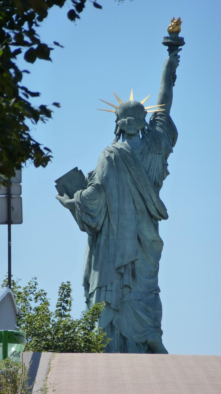 arizonami la statue de la libert paris. Black Bedroom Furniture Sets. Home Design Ideas