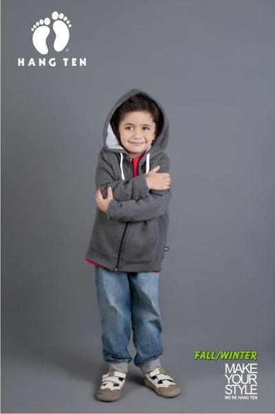 Hang ten Winter Collection 2012 for kids , couples