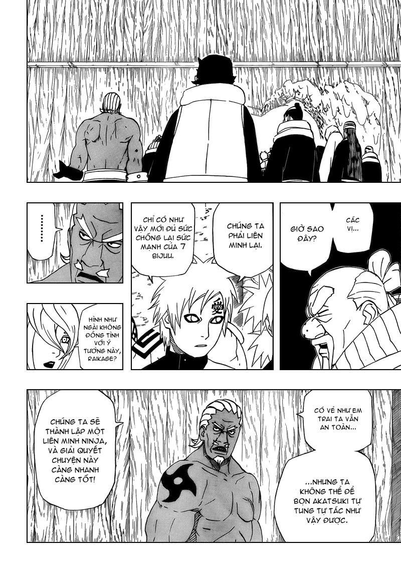 Naruto chap 468 Trang 2 - Mangak.info