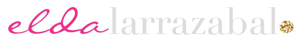Elda Larrazabal Blog