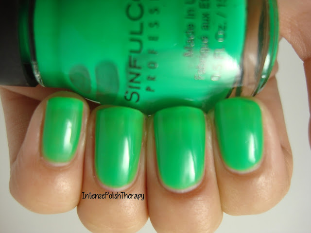 Sinful Colors - Irish Green