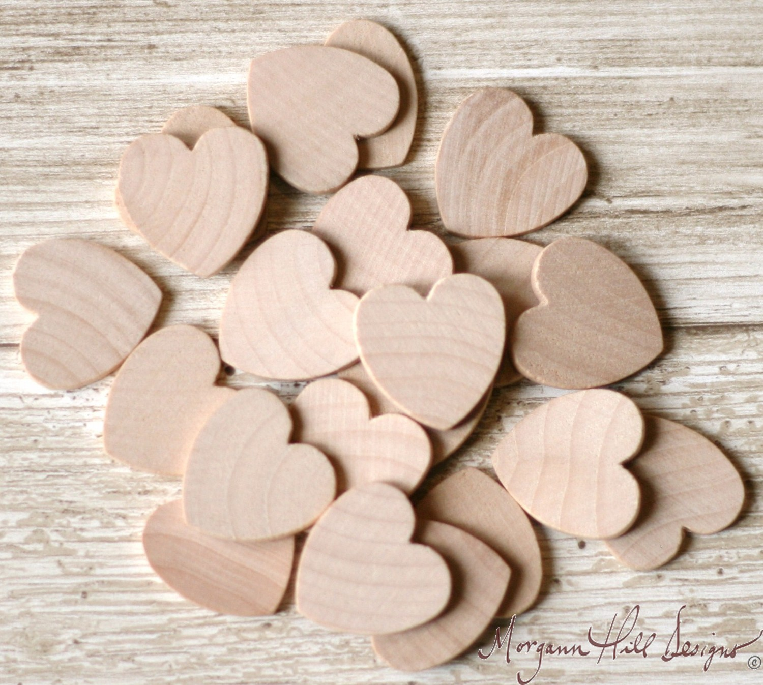 Unfinished wood craft products - Wood Heart Unfinished Wood Craft Supplies Diy Wedding Rustic Chic Item Number 140057
