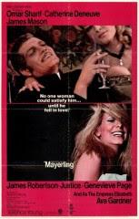 Mayerling (1968) Drama romántico con Omar Sharif