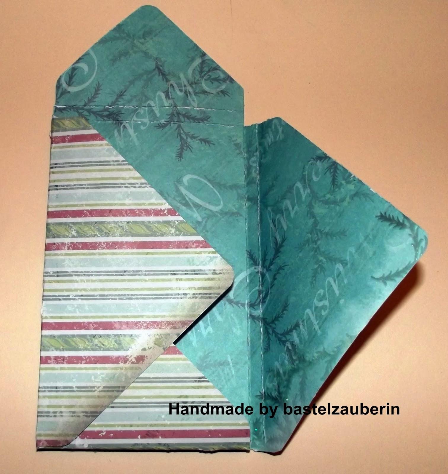 Bestecktaschen Basteln bastelzauberin bestecktasche mit dem envelope punch board anleitung