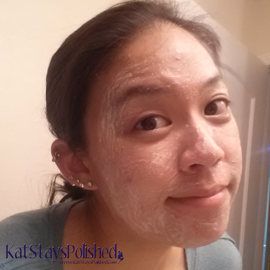 Beautisol Exscrub Me Citrus Face Exfoliant | Kat Stays Polished