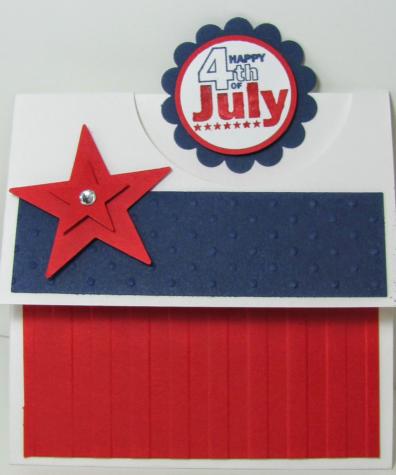 personally yours  4th of july cards
