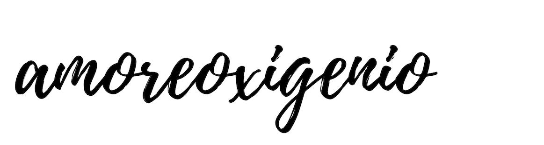 Amor e Oxigênio