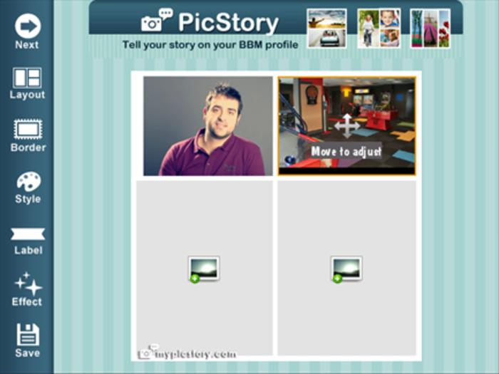 Picstory Edit