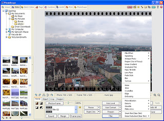 Photoscape image editor screen shot