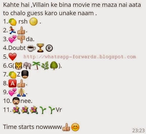 Villain ke bina movie mein maza nai guess karo unake naam