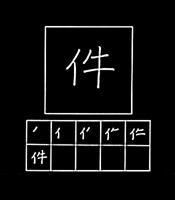 kanji kasus